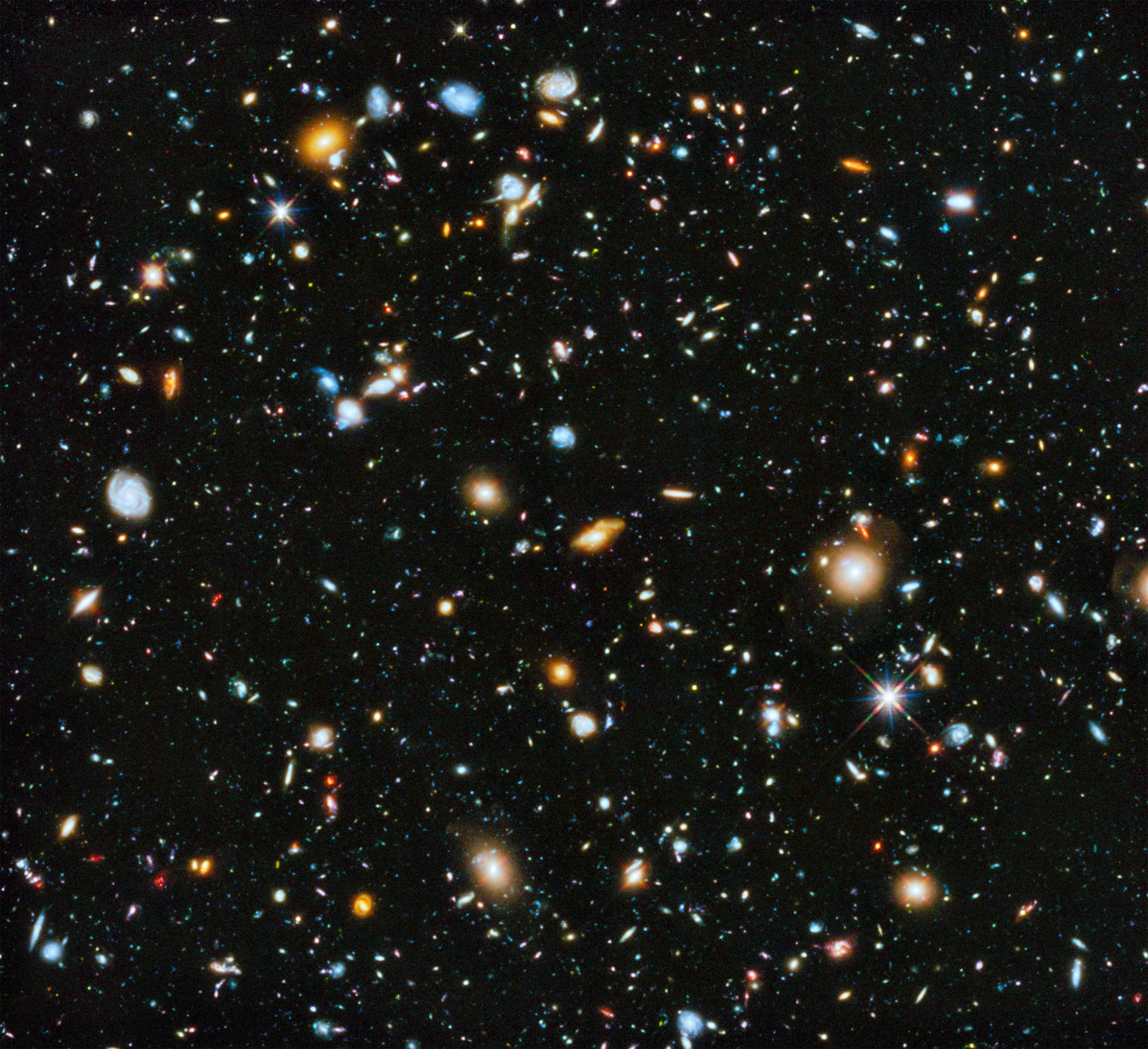 Hubble Ultra-Deep-Field
